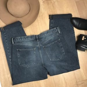 Free People Jeans - Free People High Rise Boyfriend Jeans J0100